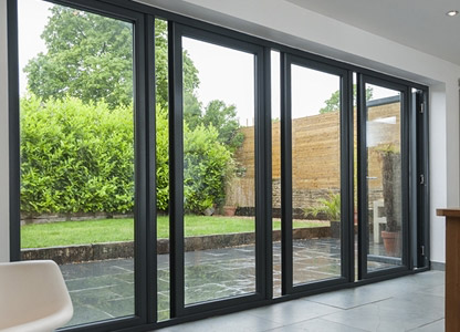 uPVC Slide and Swing door