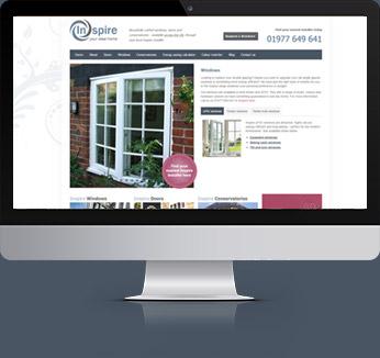 Inspire range website