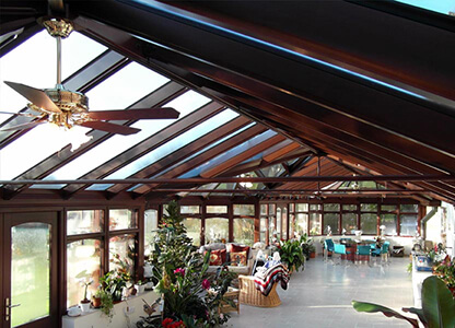Supply only conservatories for the trade