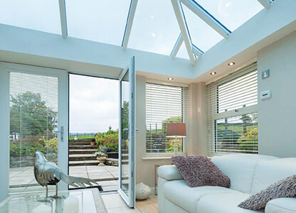 Supply only orangeries for the trade