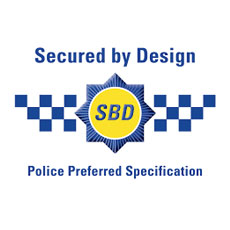 Secured by Design accreditation logo
