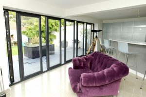 Dempsey Dyer Invisifold Door